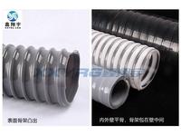 PVC塑筋增强软管分两种结构