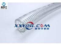 PVC透明钢丝管通过7项邻苯检测